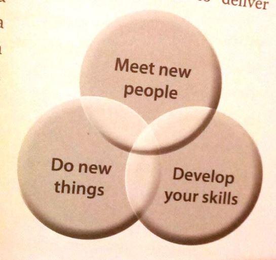 meet new people