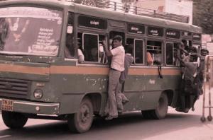 bas balik kampung