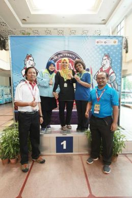pemenang Master boling w sukum 39