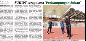 Berita Harian 18 Jan 2016