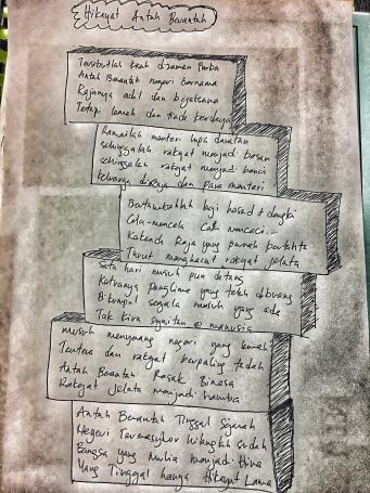 Lirik Lagu Hikayat Lama Antah Berantah - Suhaimi Mior Hassan